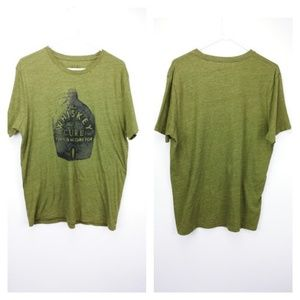 Lucky Brand olive green tee